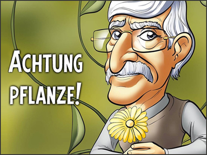 achtungpflanze